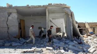 Az USA külügyminisztere Moszkvát hibáztatja a szíriai gáztámadásért