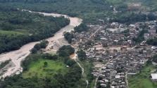 Sárlavina Kolumbiában, több mint 200 ember meghalt – videó