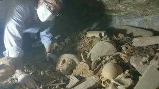 Hat új múmia egy ősi sírban Luxorban