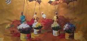 Madagaszkári kiállítás Budapesten