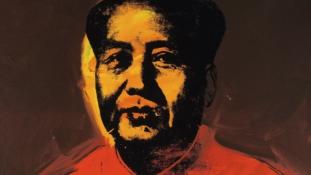 Warhol Mao-portréja áron alul kelt el Hongkongban