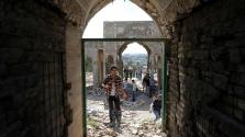 Hegedű kíséri az Iszlám Állam elleni harcot Moszulban
