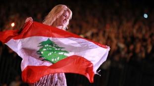 Shakira nagyszülei libanoni szülővárosába készül
