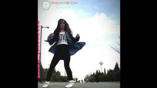 Dac – teheráni utcákon, kendő nélkül táncol egy lány (videó)