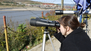 Erősítenek a kínaiak és az oroszok Észak-Korea határán