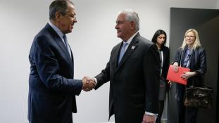 Amerikai-orosz egyeztetés Szíriáról – mégiscsak elmegy Tillerson Moszkvába