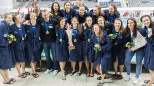 Vízilabda: Budapesten maradt a női LEN-kupa trófeája