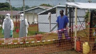 Újból kitört az ebola Kongóban