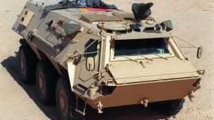 Újabb Bundeswehr-botrány: ismeretlenek kifosztottak egy tankot, fegyvereket loptak el
