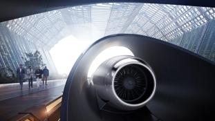 Futurisztikus vákuumvonat indulhat Oslo és Koppenhága között is