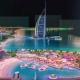 Újabb gigaberuházás Dubajban: két mesterséges sziget épül a Burdzs al-Arab szomszédságában