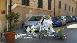 Az utcán lőtték agyon a szicíliai maffiavezért