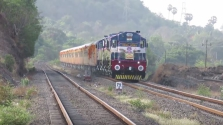 Elindult a Tejas Expressz, India első nagysebességű luxusvonata
