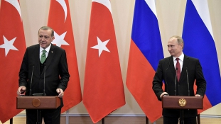 A Gazprom hamarosan megkezdi a Török Áramlat gázvezeték építését a Fekete-tenger alatt