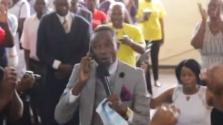 Felhívta a mennyországot egy zimbabwei lelkipásztor