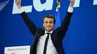 Macron lesz Franciaország elnöke