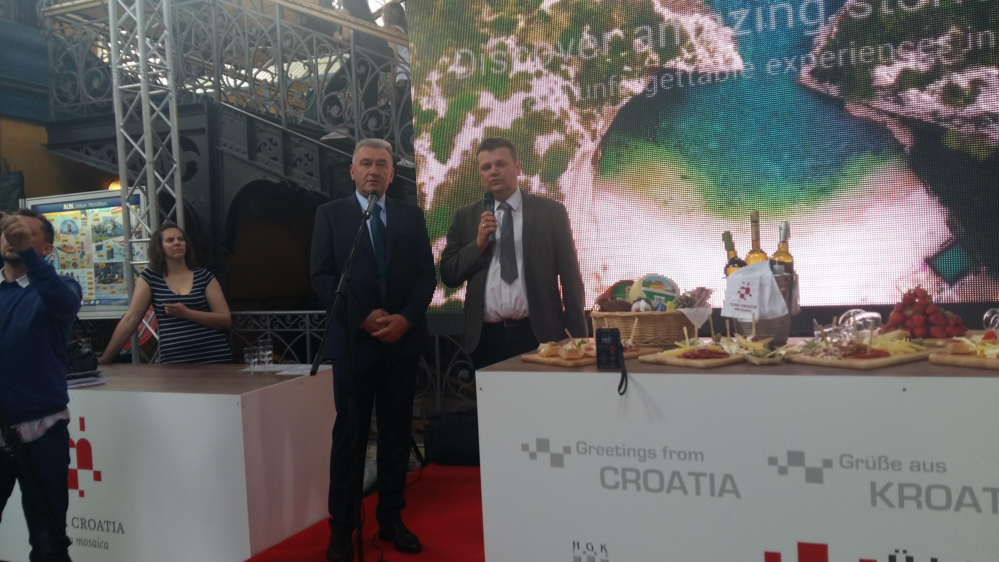Kóstoló – Horvátországé három napig a Nagycsarnok