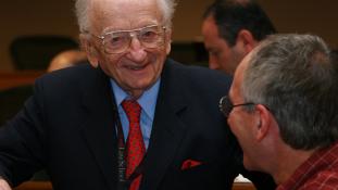 Az utolsó élő nürnbergi ügyész szerint a háború csinál gyilkost az emberekből
