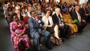 Afrikát ünnepelték a Vajdahunyad Várban