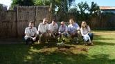 A természetnek is segítettek ma Afrikában a magyar missziós orvosok