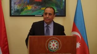 Azerbajdzsán nemzeti ünnepe – nagyköveti fogadás Budapesten
