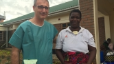 Furcsa esetekkel találkoznak a magyar orvosok Malawiban