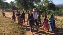 Tradicionális afrikai gyógyítónál jártak Malawiban a magyar orvosok