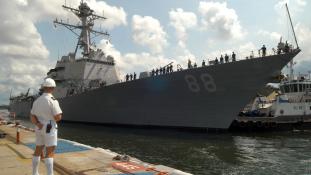 Kövér Leonárd prostikat küldött az amerikai admirálisnak