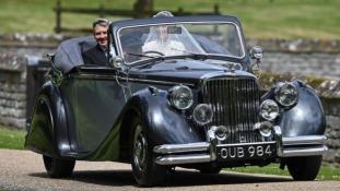 Majdnem királyi esküvő: férjhez ment Katalin hercegné húga