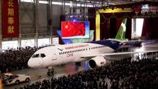 Felszállt az első korszerű, saját gyártású kínai utasszállító repülőgép