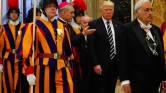 Trumpék a Vatikánban