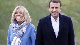 Már készül a szerepére Franciaország új first lady-je