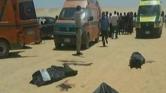 Újabb támadás keresztények ellen Egyiptomban – több mint 20 halott