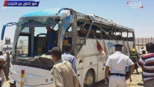 Kétéves az egyiptomi támadás legfiatalabb áldozata