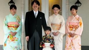 Rangján alul megy férjhez a japán császár unokája