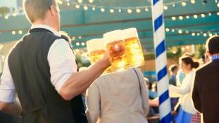 A sok sörtől nem fenyeget hirtelen szívhalál