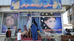 A kabuli szépségszalonok titkos világa