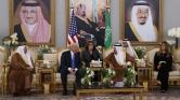 Ebédelj, mint egy király – mivel kínálták Trumpot Rijádban?
