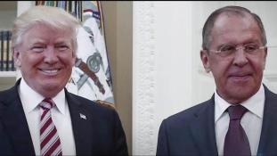 Miről tárgyalt Lavrov Trumppal?