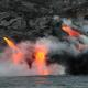 Vulkánkitörés Hawaii szigetén – videó