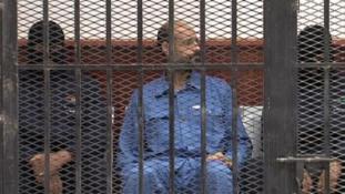 Szabadon engedték Kadhafi trónörökösét