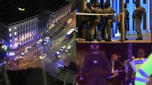 Terrortámadás Londonban – 6 halott, 3 tettest lelőttek