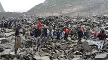 Földcsuszamlás Kínában – több mint 140 ember hiányzik