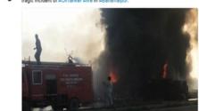 Földi pokol – több mint százan égtek halálra Pakisztánban