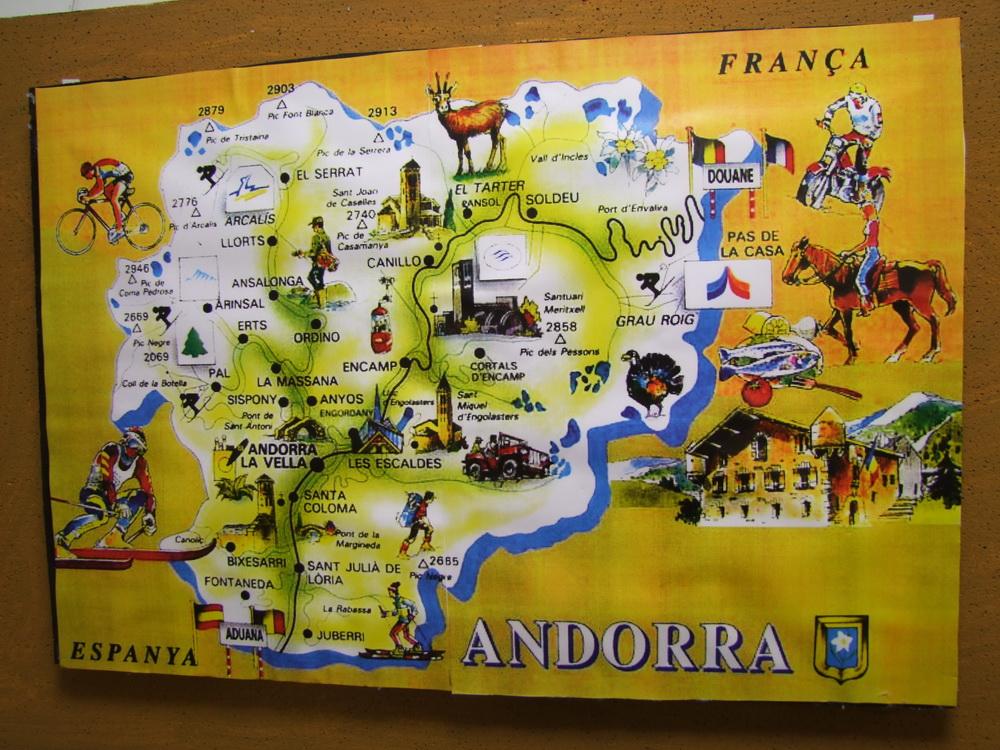 Andorra a vendég a Zászlómúzeumban