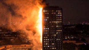 Pokoli torony – halottai is vannak a tűzvésznek Londonban / videó