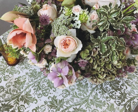 flower-details-aerial-view-lace-events