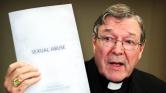 Vádat emeltek Ausztráliában a Vatikán elnéző kincstárnoka ellen