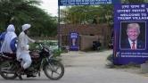 Trump nevét vette fel egy falu Indiában – videó
