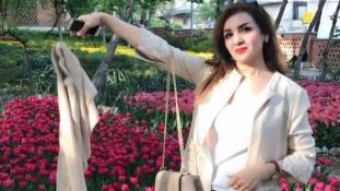 Miért bújnak iráni nők szerdánként fehérbe?